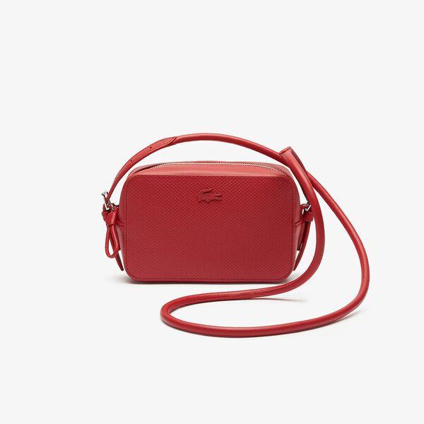 Women's Chantaco Small Matte Piqué Leather Shoulder Bag