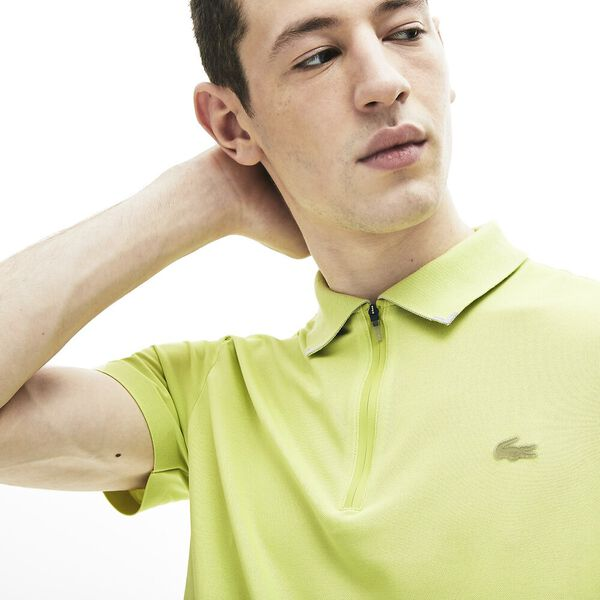 Men's Lacoste Motion Ultra-Light Cotton Polo Shirt