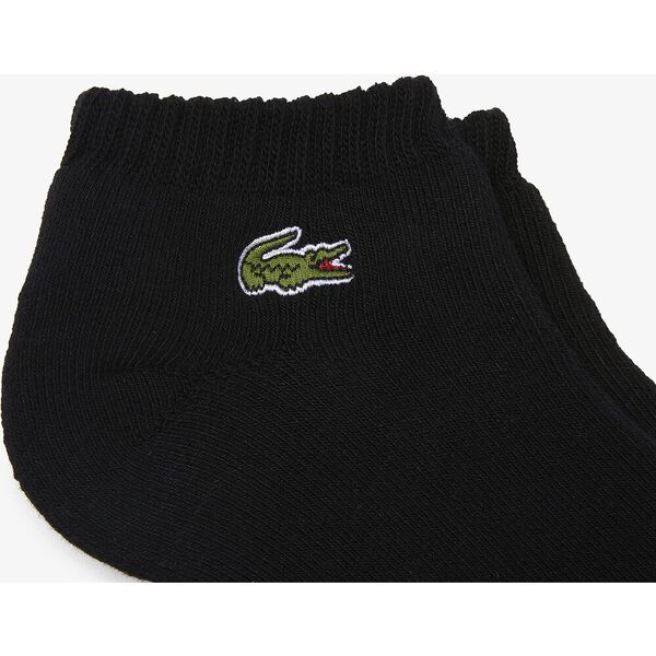 Padded Sport Ankle Socks, BLACK/WHITE, hi-res