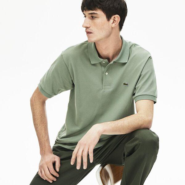 Men's L.12.12 Classic Polo, THYM, hi-res