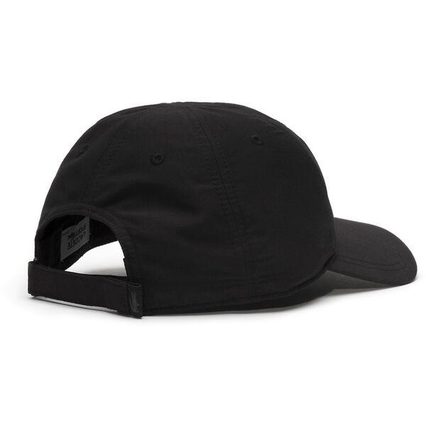 Microfibre Croc Cap, BLACK, hi-res