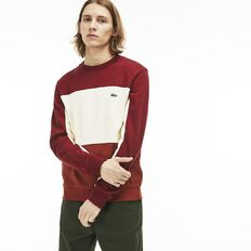 MEN'S COLOUR BLOCK SWEAT