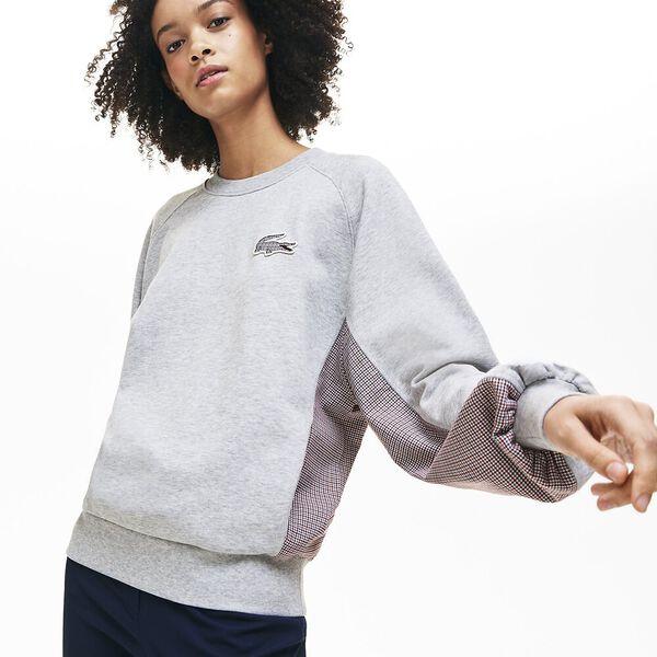 Women's Tattersalls Fleece Sweatshirt