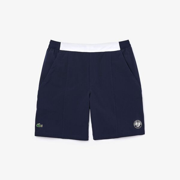 Men's SPORT Roland Garros Breathable Two-Tone Shorts