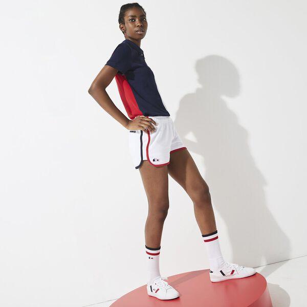 Women's SPORT French Sporting Spirit Fleece Shorts