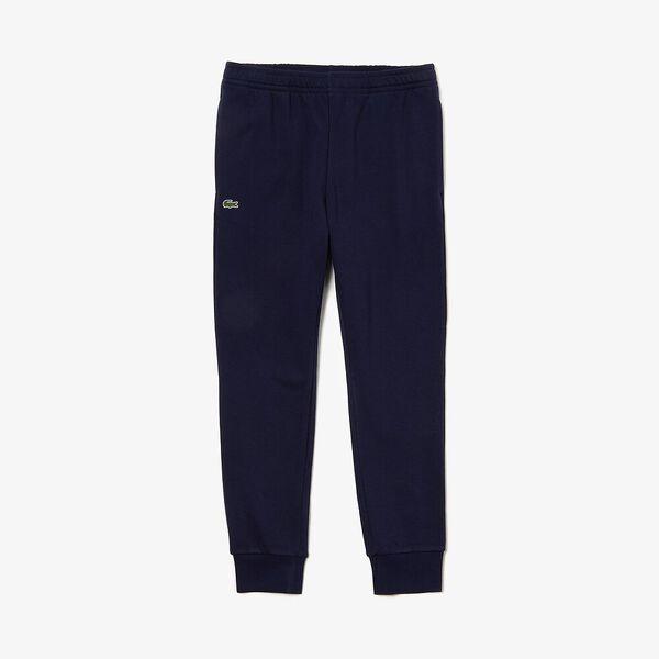 Men's Tennis Non Brushed Track Pant, NAVY BLUE, hi-res