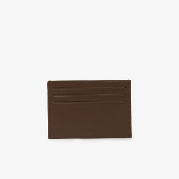Men's Fg Credit Card Holder, BISON, hi-res