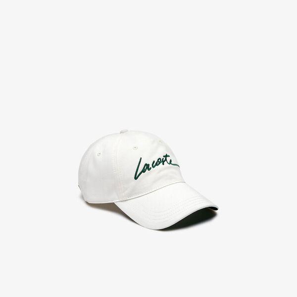 L!ve Signature Cap, FLOUR/GREEN, hi-res