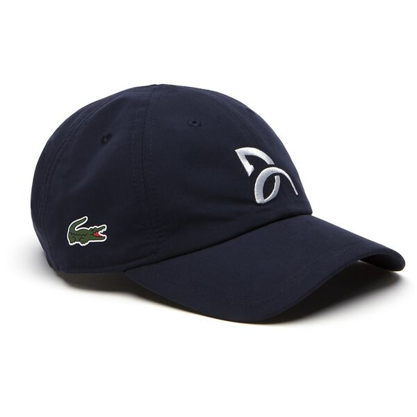 Novak Djokovic Microfibre Croc Cap, NAVY BLUE, hi-res