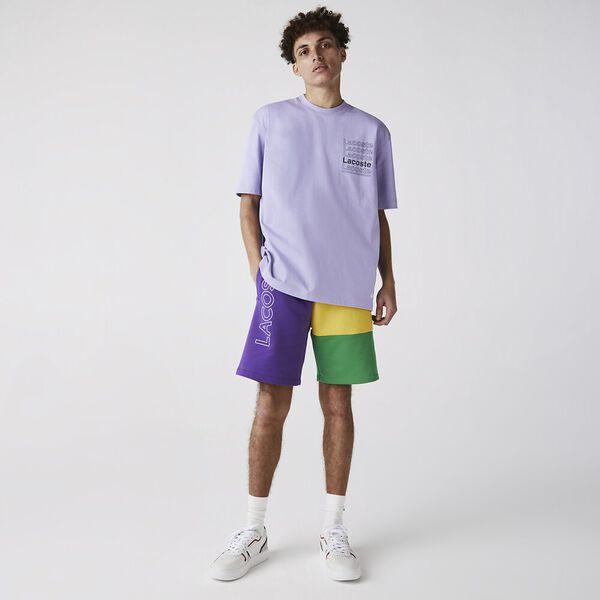 Men's LIVE Loose Fit Printed T-shirt
