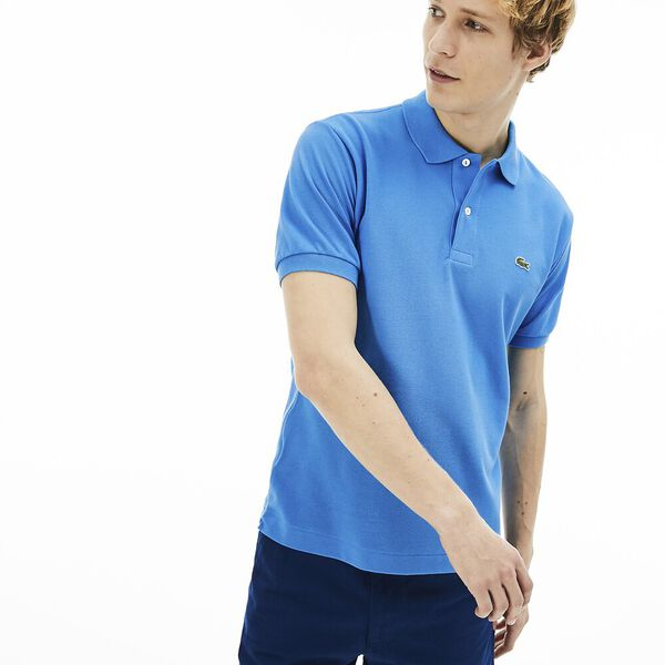 Men's L.12.12 Classic Polo, IBIZA, hi-res