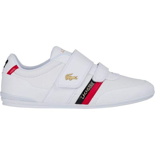 Men's Misano Strap Leather Sneakers