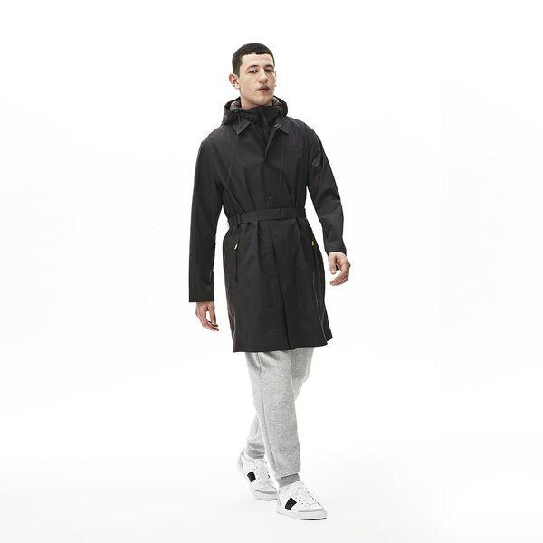 Men's Lacoste Motion Padded Nylon Jacket