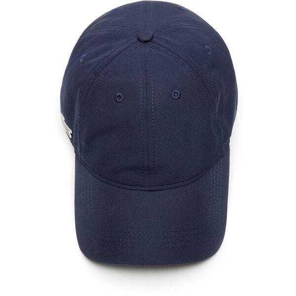MEN'S BASIC DRY FIT CAP, NAVY BLUE, hi-res