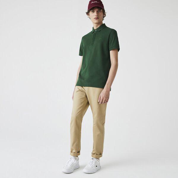 Men's Paris Polo, GREEN, hi-res