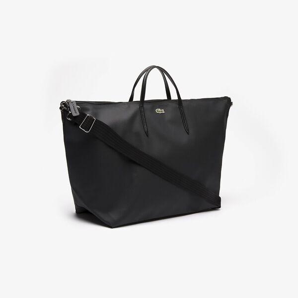 Women's L.12.12 Travel Bag, BLACK, hi-res