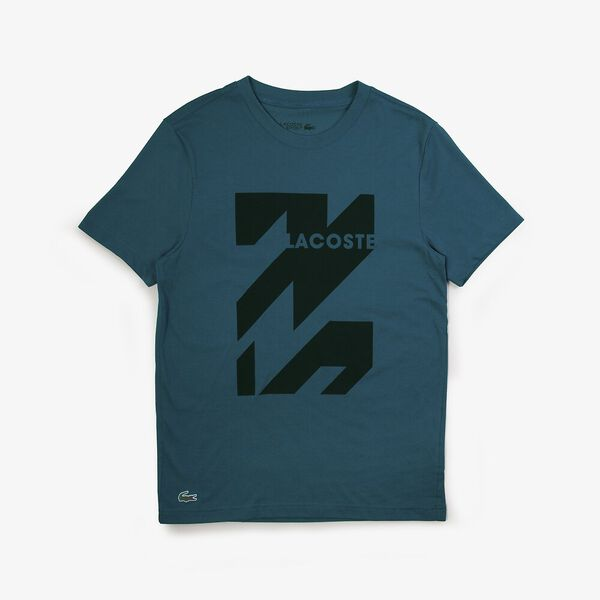 Men's Tennis Technical Jersey Tee