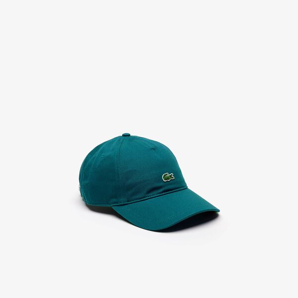 MEN'S CENTRE CROCODILE CAP