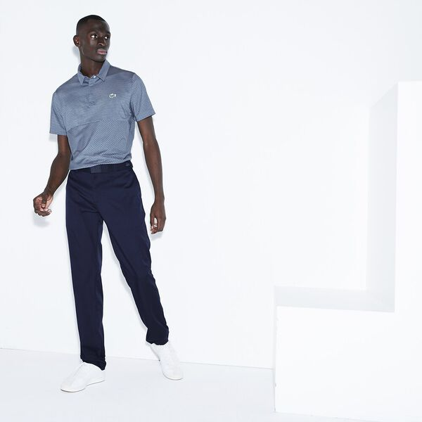 MEN'S GOLF PERFORMANCE PANT, NAVY BLUE, hi-res