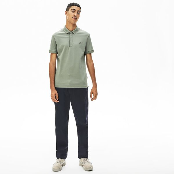 Men's Paris Stretch Polo, SERGEANT, hi-res