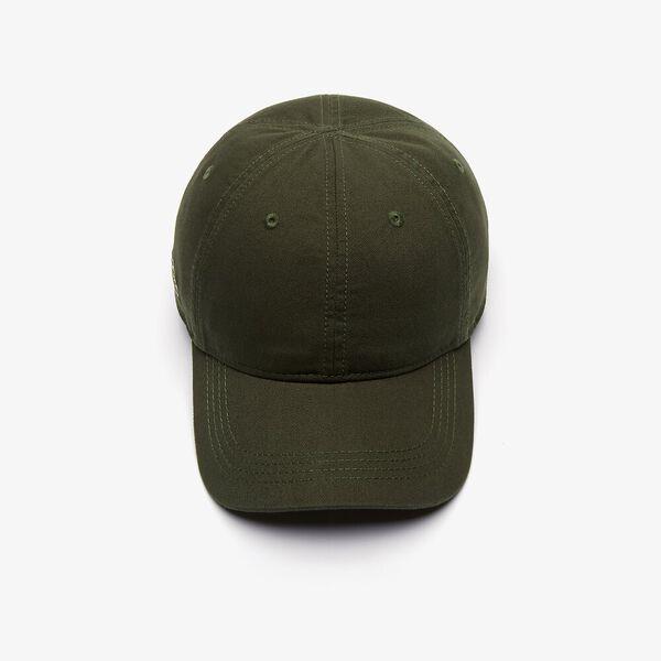 MEN'S BASIC SIDE CROC CAP, CAPER BUSH, hi-res