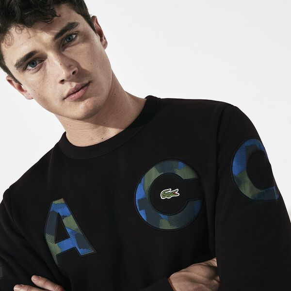 Men's Lifestyle Fleece Crew Sweatshirt