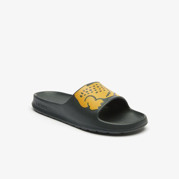 Men's Lacoste X Ricky Regal Crocodile Slides