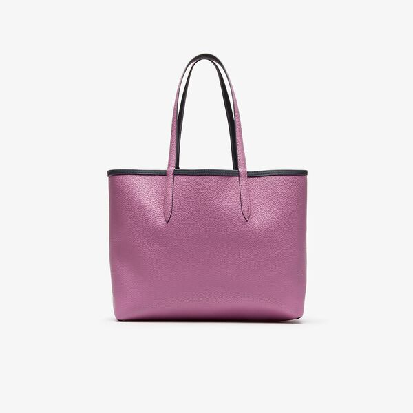 Women's Anna Shopping Bag, EBONY ORCHID, hi-res