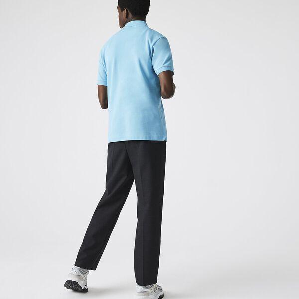 Men's L.12.12 Classic Polo, AZURE BLUE, hi-res