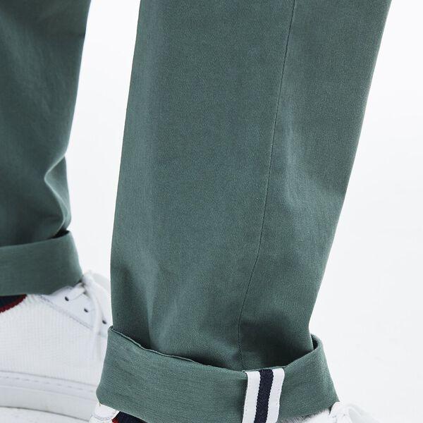 Men's Slim Stretch Chino, GRASSY, hi-res