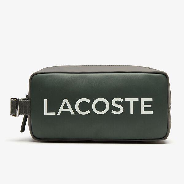 Men's L.12.12 Branded Zip Toiletry Bag