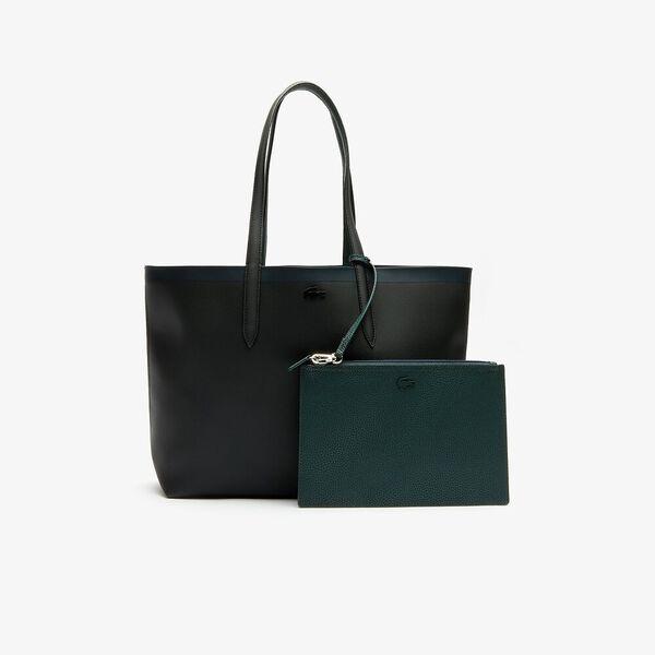 Women's Anna Shopping Bag, BLACK SCARAB, hi-res