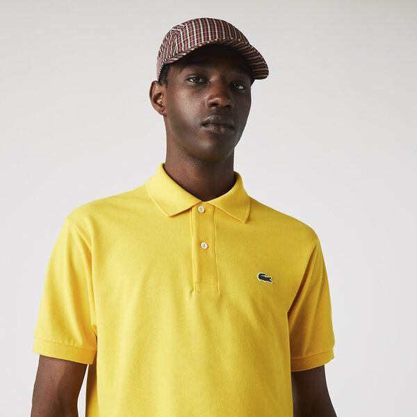 Men's L.12.12 Classic Polo, BROOM, hi-res