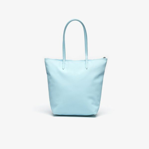 WOMEN'S L.12.12 VERTICAL SHOPPING BAG, CLEARWATER, hi-res
