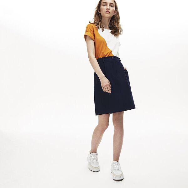 Women's Sporty Neoprene Skirt
