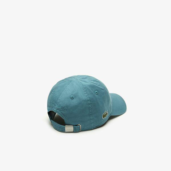 MEN'S BASIC SIDE CROC CAP, TIDE BLUE 1, hi-res