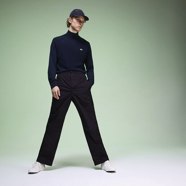 Unisex Fashion Show Iconcis Trouser, NAVY BLUE, hi-res