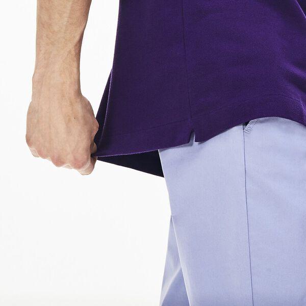 Lacoste Classic Fit L.12.12 Polo Shirt, TANZANITE, hi-res