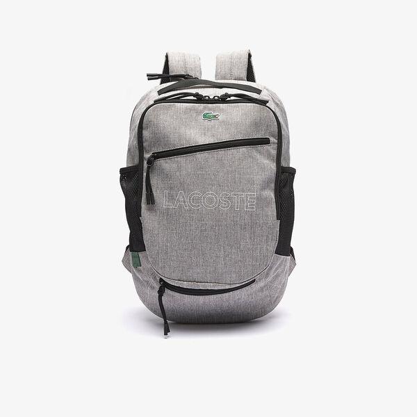 Men's Neocroc Rectangular Heathered Canvas Backpack