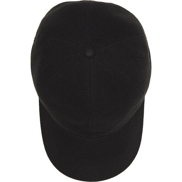 PIQUE CAP, BLACK, hi-res