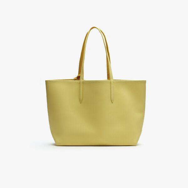 WOMEN'S ANNA SHOPPING BAG, FLOUR/NAVY BLUE/ACONIT, hi-res
