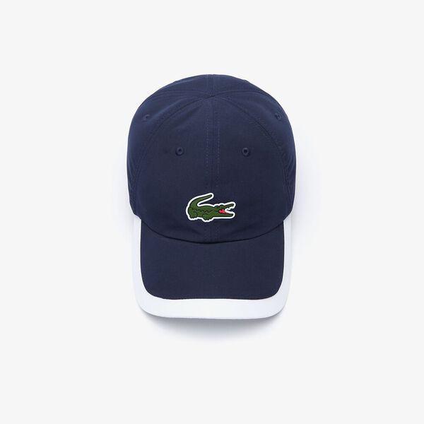 SPORT Contrast Border Lightweight Cap, NAVY BLUE/WHITE, hi-res