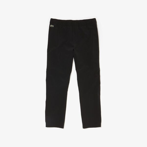 Men's Lifestyle Stretch Trackpant, BLACK, hi-res