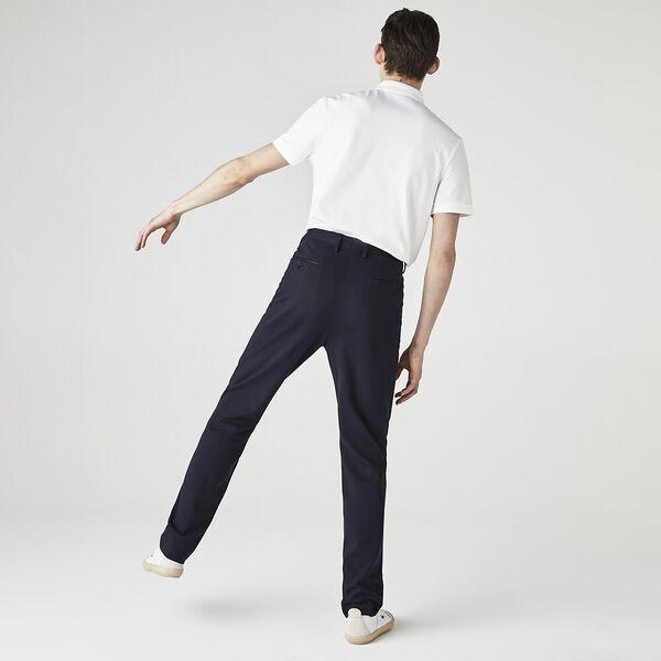 Men's Paris Polo, WHITE, hi-res