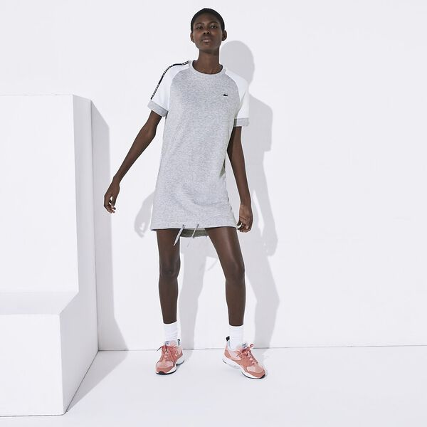 Women's SPORT Colourblock Fleece Tennis Dress