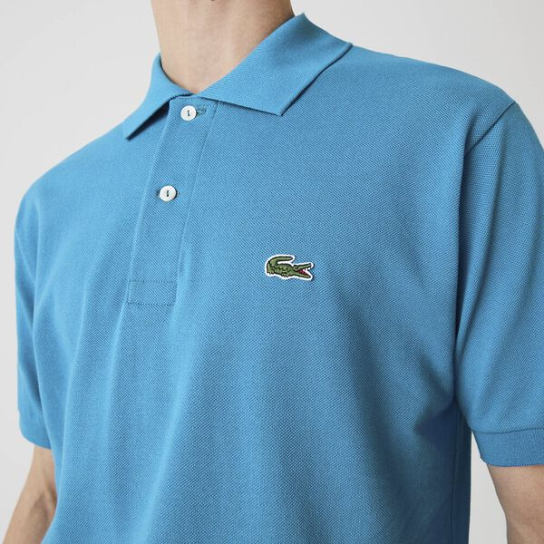 Men's L.12.12 Classic Polo, REEF, hi-res