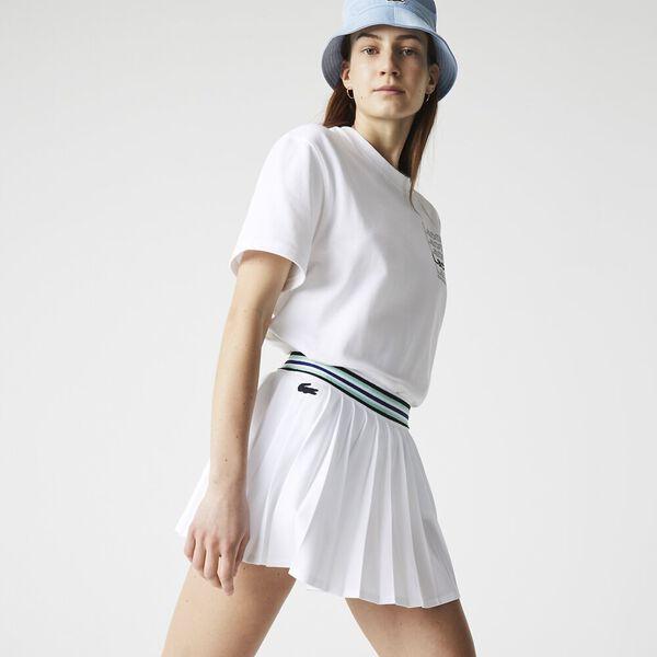 Women's SPORT Breathable Piqué Tennis Skirt