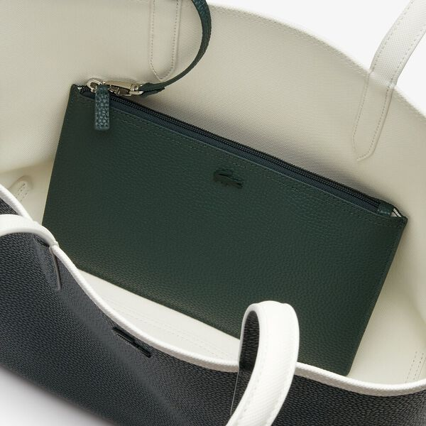Women's Anna Shopping Bag, EGRET SCARAB, hi-res