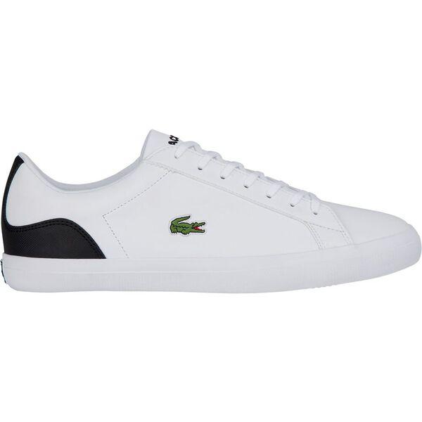 Men's Lerond Textured Leather Sneakers