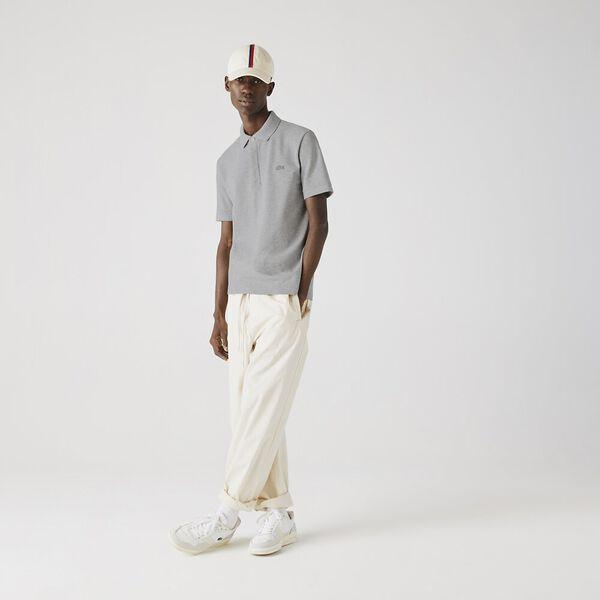 Men's Paris Polo, HEATHER WALL CHINE, hi-res